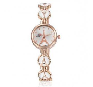 Женские Часы наручные Soxy, эйфелева башня 3192