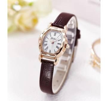 Женские Часы наручные Jw коричневые 3197