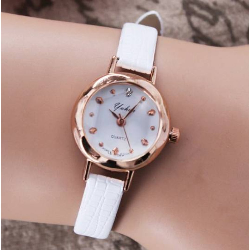 Женские Часы наручные Jw белые 3199