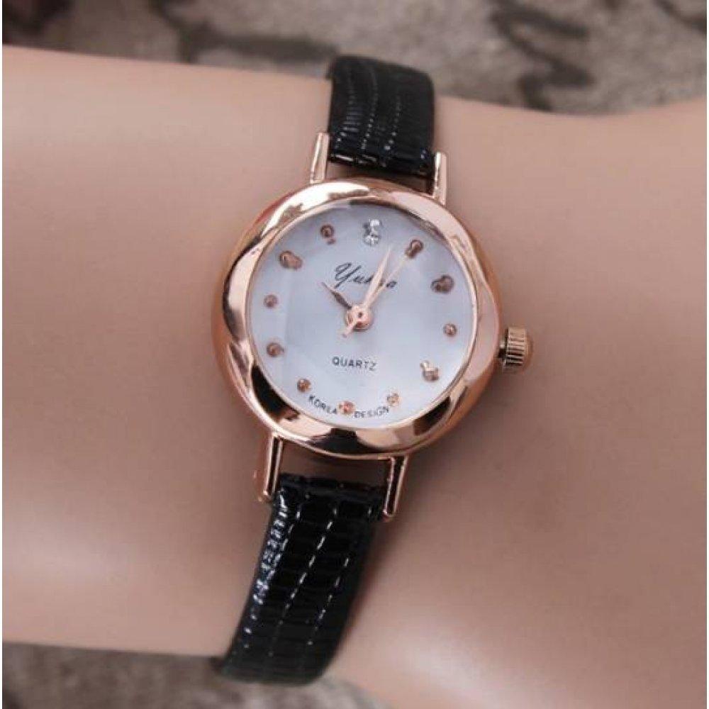 Женские Часы наручные  Jw черные 3201