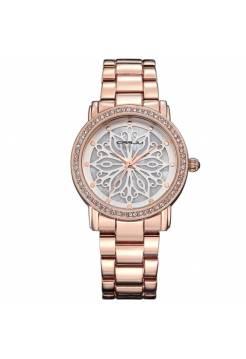 Женские часы Crrju,золотистые