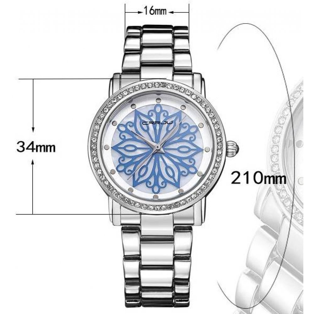 Часы наручные Crrju  3209