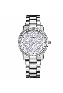 Женские часы Crrju, белые