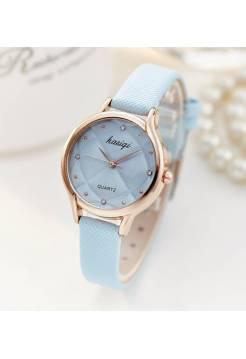 Женские часы Jw, голубые