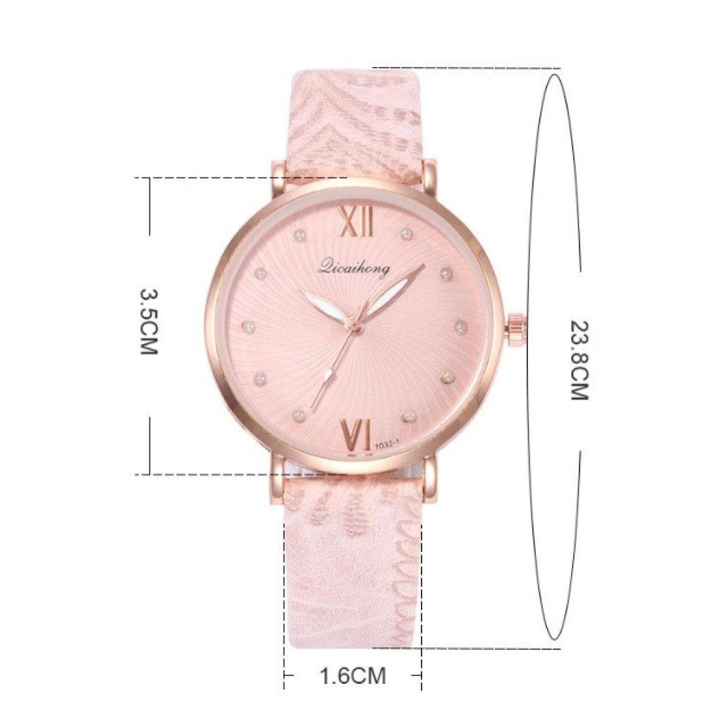 Женские Часы наручные  Jw, розовые 3227