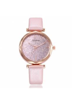 Женские часы Jw, розовые