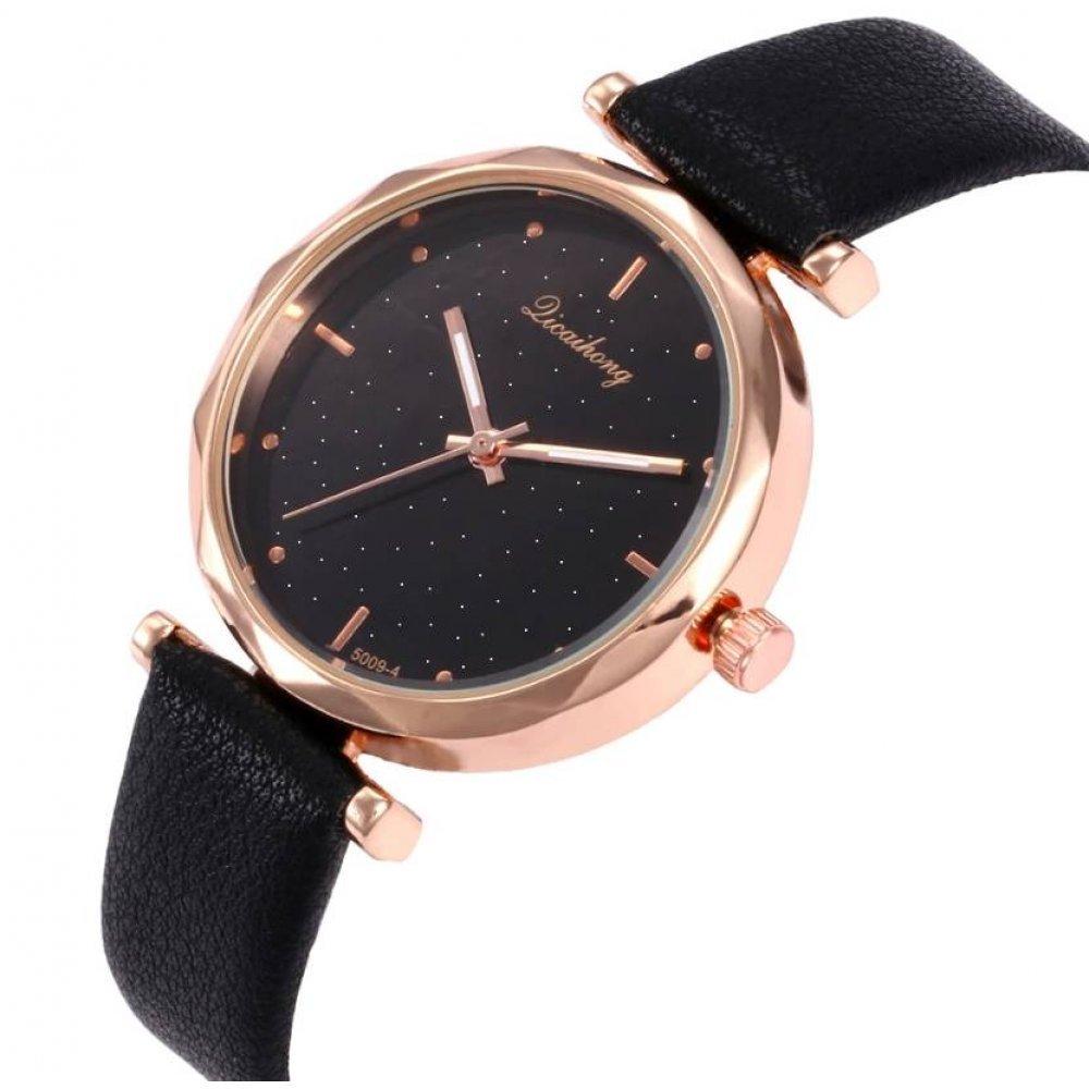 Женские Часы наручные Jw, черные 3230