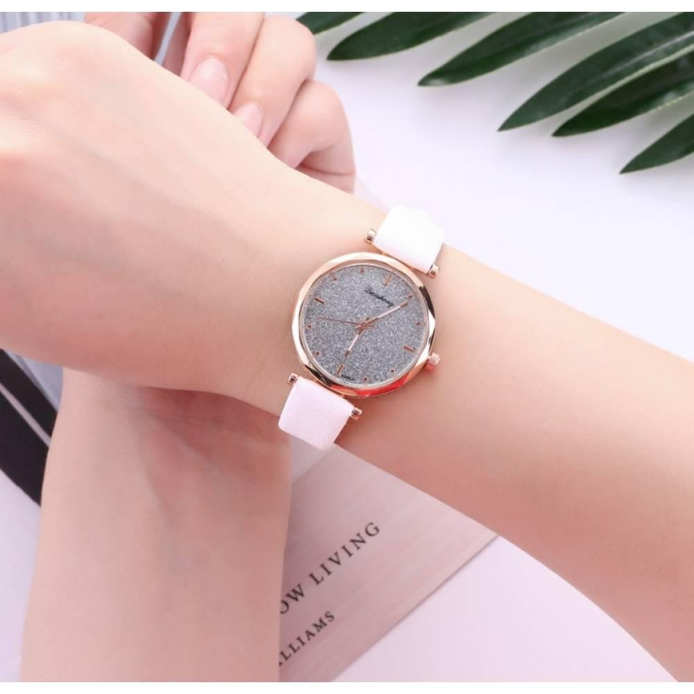 Женские Часы наручные Jw, белые 3231