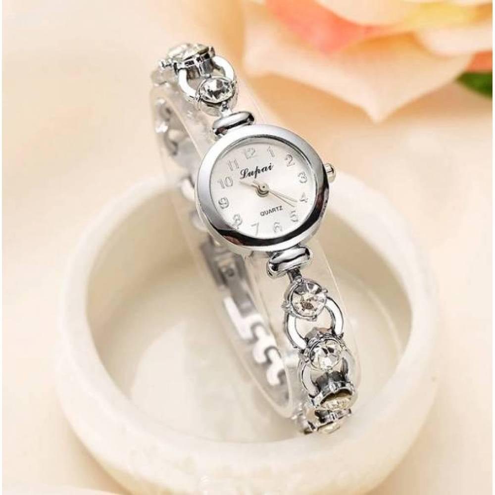 Женские Часы наручные LVPAI, серебристые   3256