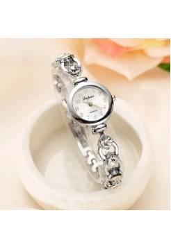 Женские часы LVPAI, серебристые