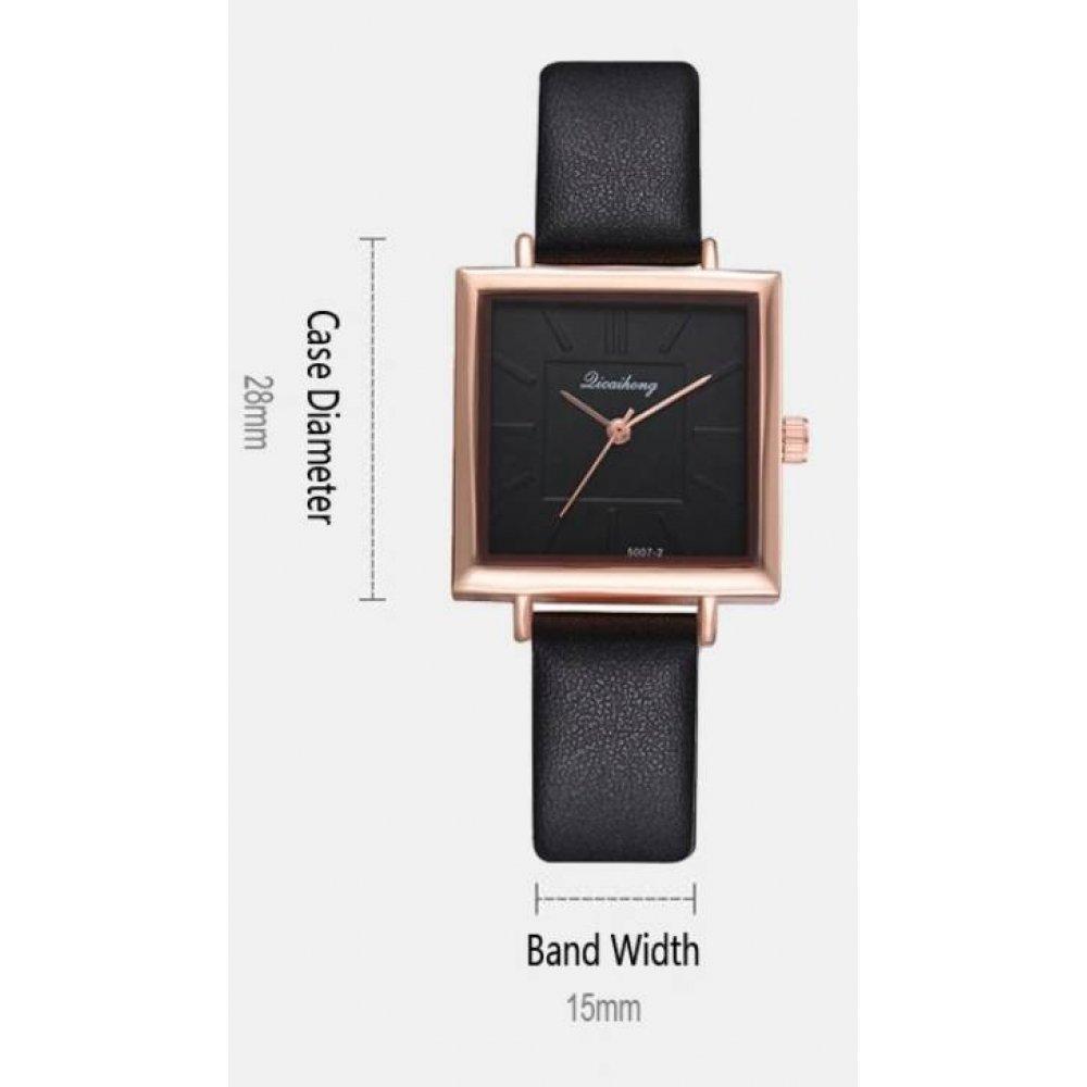 Женские Часы наручные LVPAI, розовые   3258
