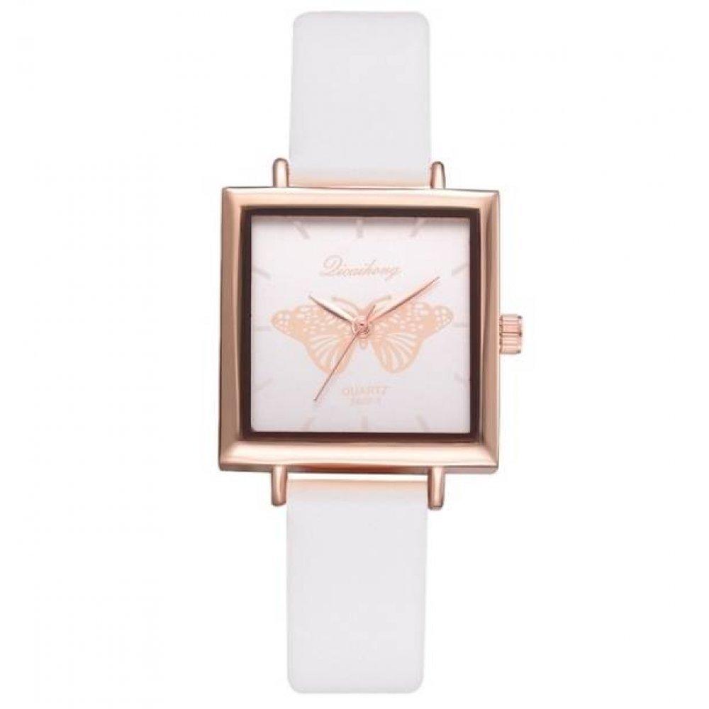 Женские Часы наручные LVPAI, белые   3260