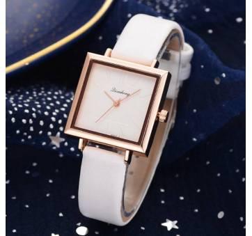 Женские Часы наручные LVPAI, белые  3261