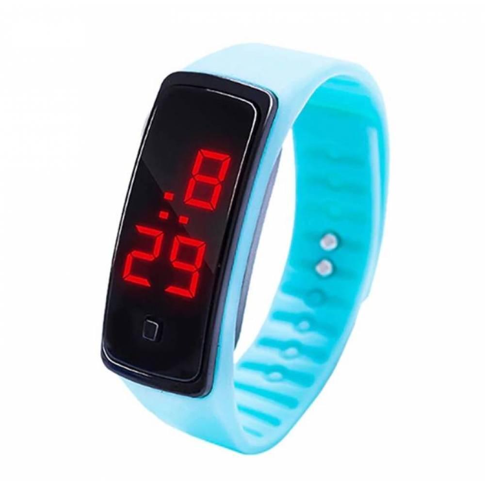 Детские Часы наручные Xiniu, голубые 3265