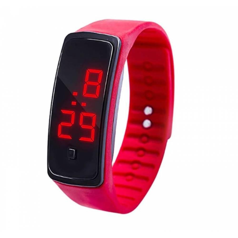 Детские Часы наручные Xiniu, красные 3267