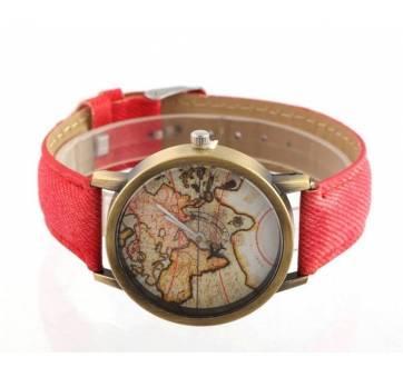 Женские Часы наручные JEANE CARTER, вокруг света 3268