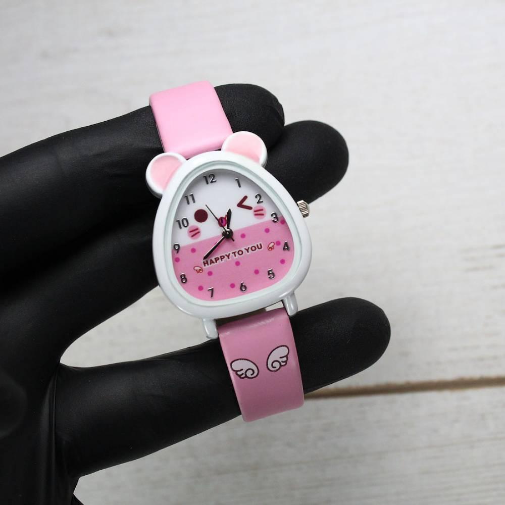 Детские Часы наручные JEANE CARTER, розовые  3274