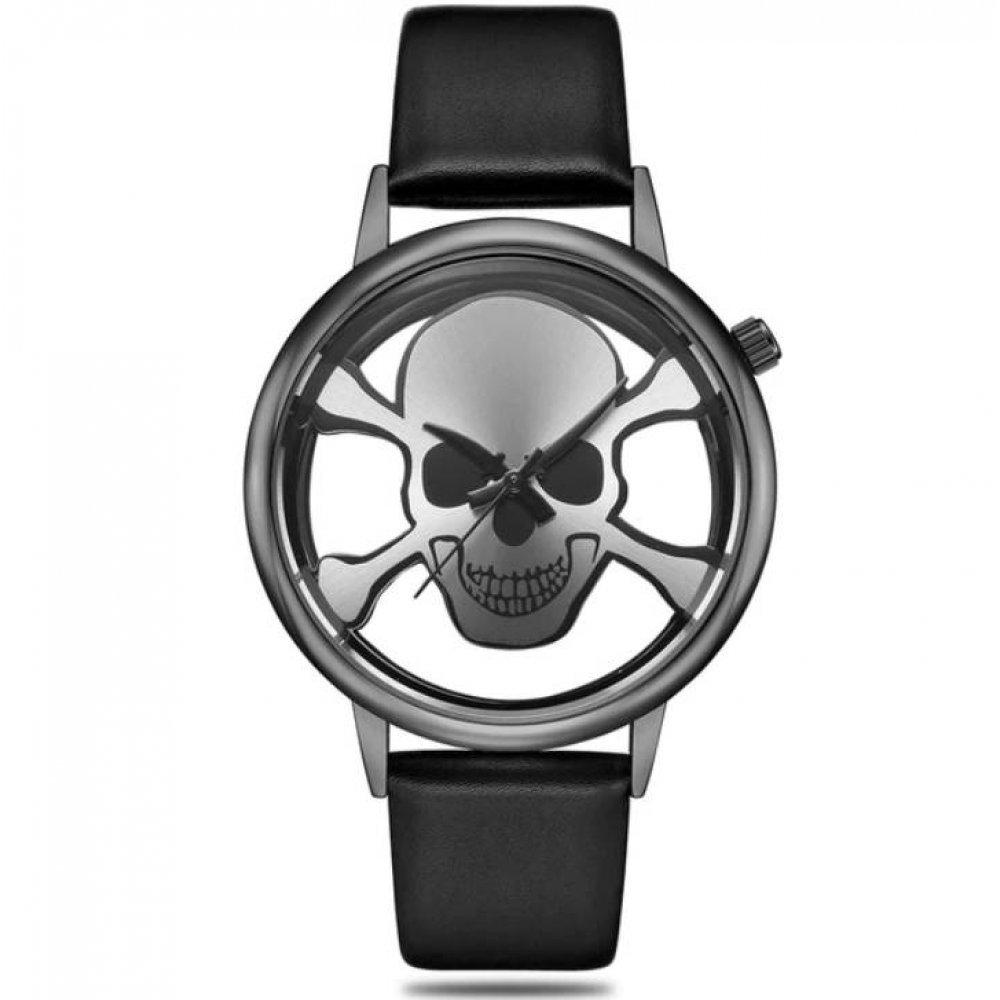 Часы наручные GEEKTHINK череп 3290
