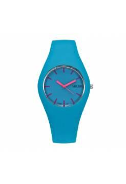 Женские часы MILER, голубые