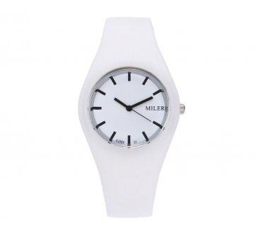Женские Часы наручные MILER, белые   3293