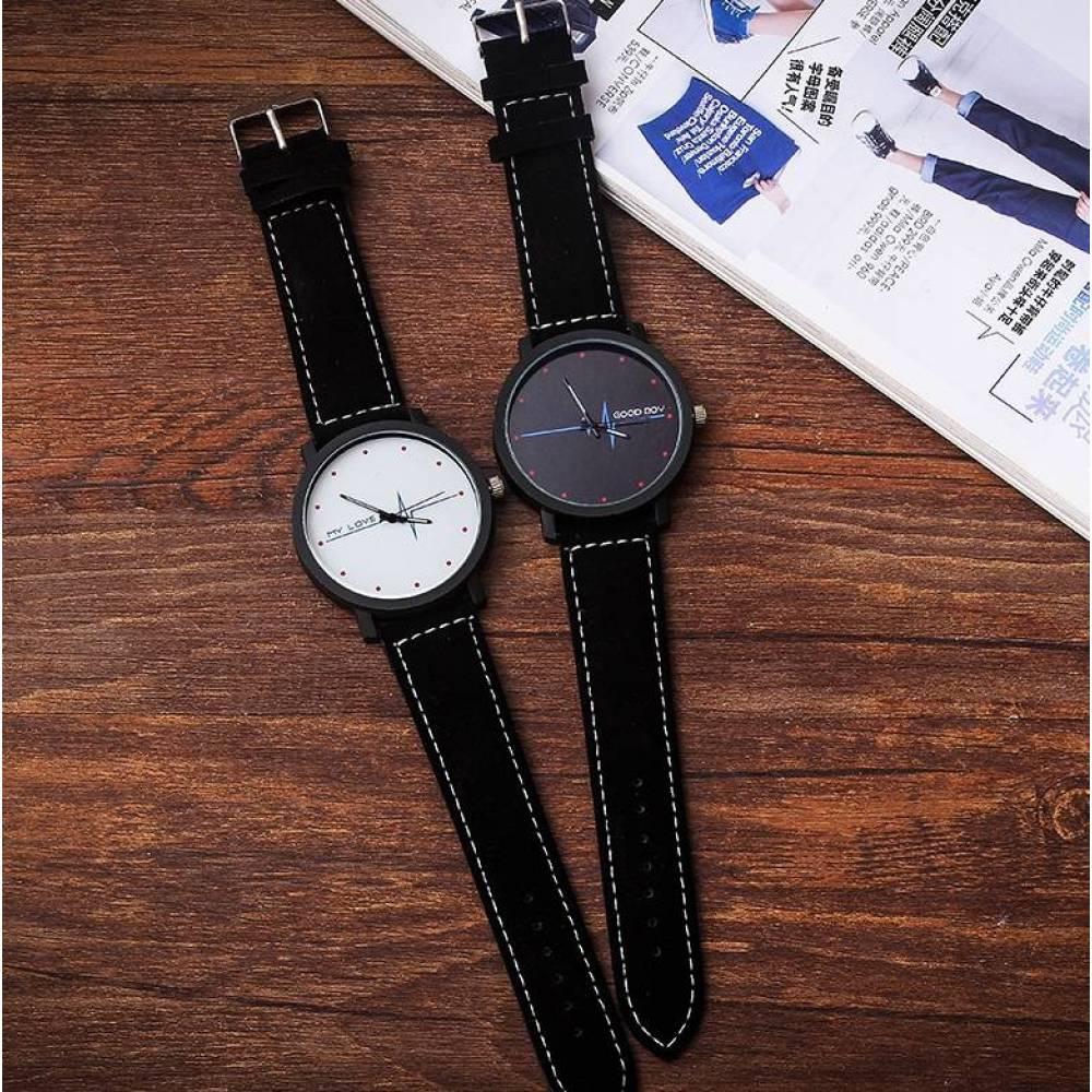 Женские Часы наручные ROSIVGA, черные  3298