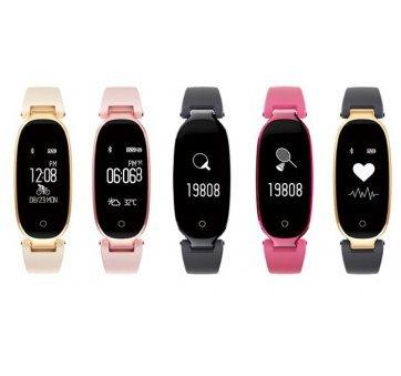 Смарт-Умные часы SOXY, розовые  3305