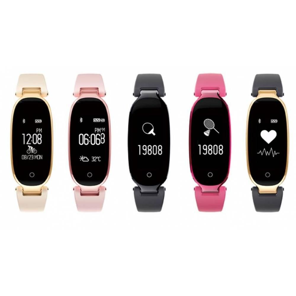 Смарт-Умные часы SOXY, черные  3306
