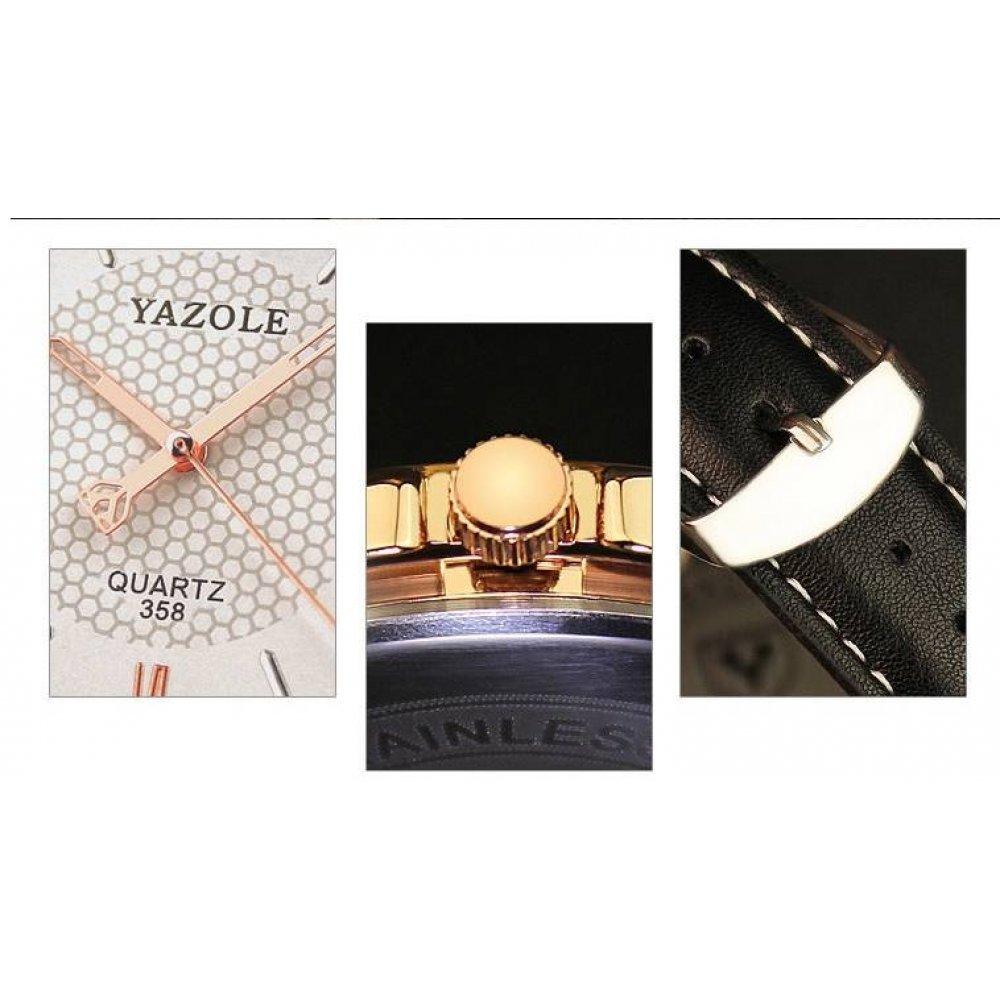 Мужские Часы наручные Yazole 3315