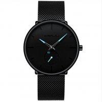 Мужские часы CRRJU, черные