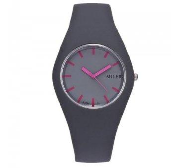Женские Часы наручные MILER, серые   3435