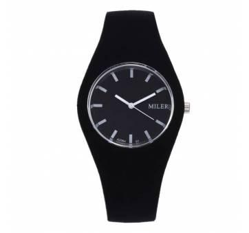Женские Часы наручные MILER, черные  3436