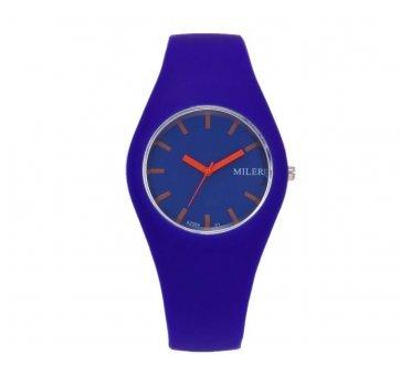 Женские Часы наручные MILER, синие  3438