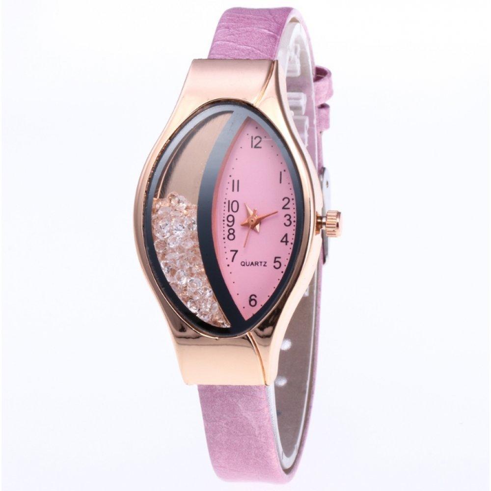 Женские Часы наручные JEANE CARTER, розовые  3440