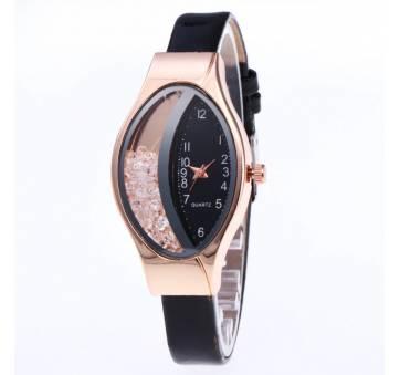 Женские Часы наручные JEANE CARTER, черные  3443
