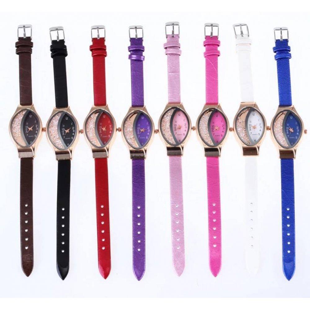 Женские Часы наручные JEANE CARTER, фиолетовые 3444