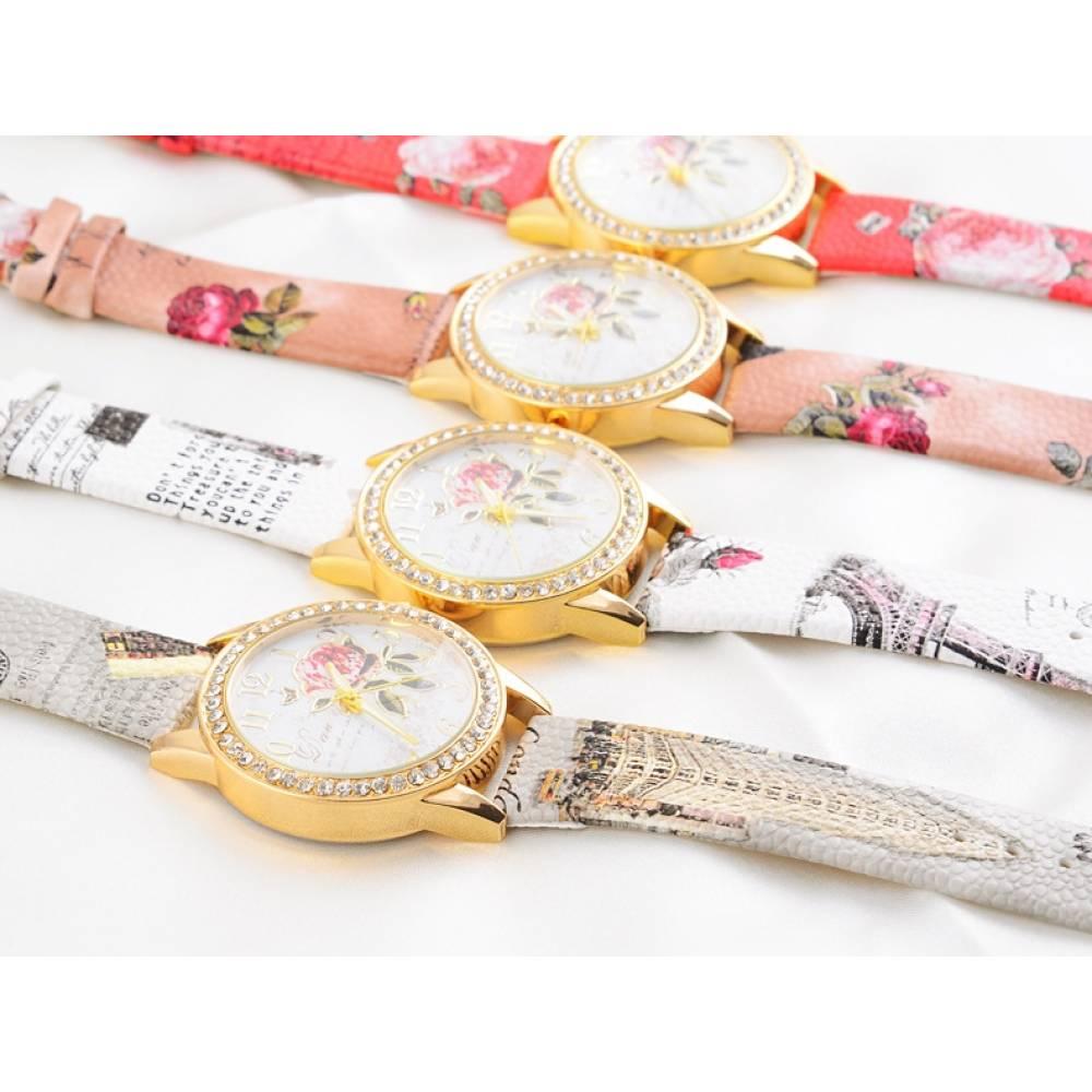 Женские Часы наручные RINNADY, белые  3445