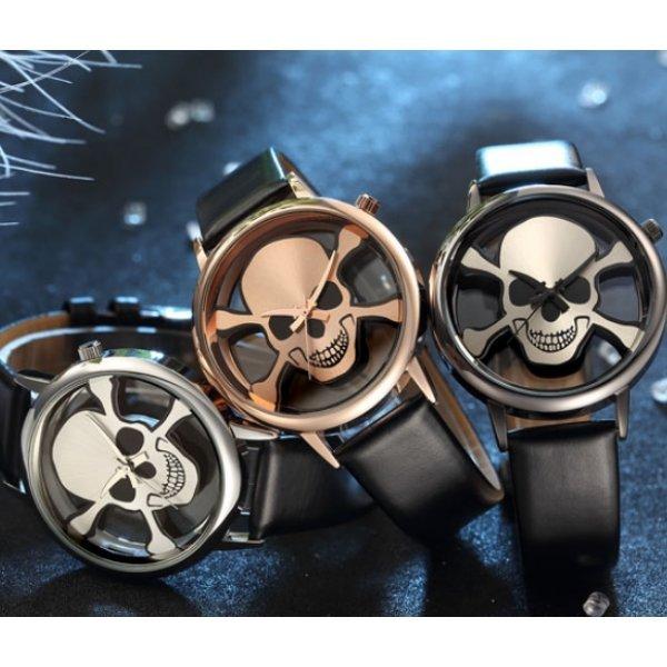 Часы GEEKTHINK череп 3502