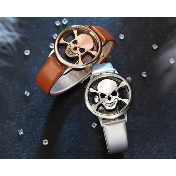 Часы GEEKTHINK череп 3504
