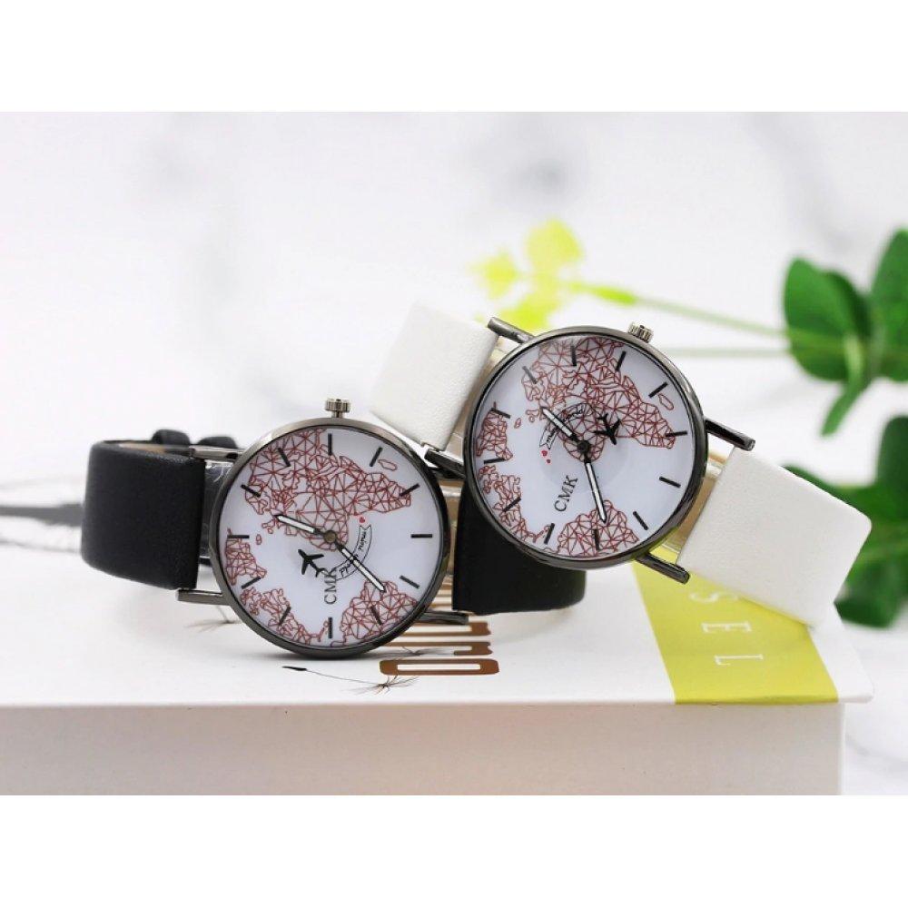 Женские Часы наручные JEANE CARTER, вокруг света 3517