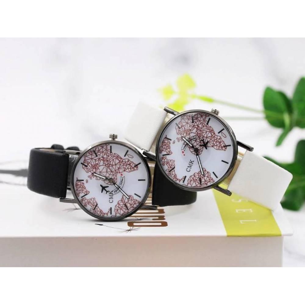 Женские Часы наручные JEANE CARTER, вокруг света  3519