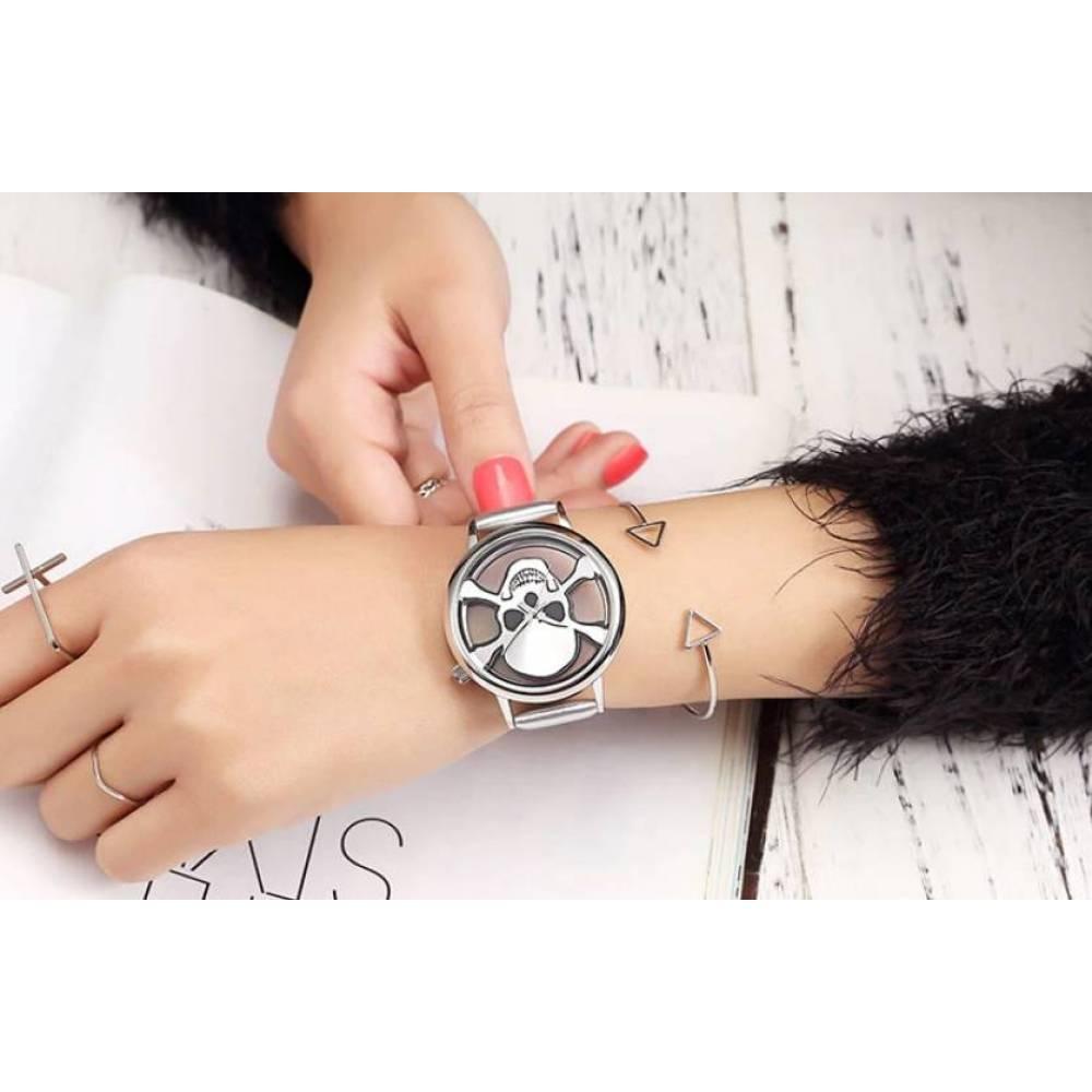 Часы наручные GEEKTHINK череп 3562