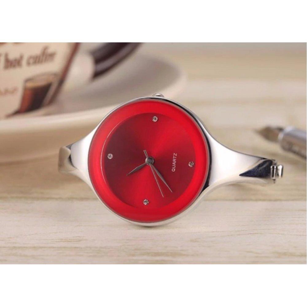 Женские Часы наручные Geekthink, красные 3568