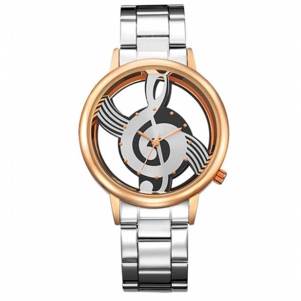 Женские Часы наручные Geekthink, скрипичный ключ  3570