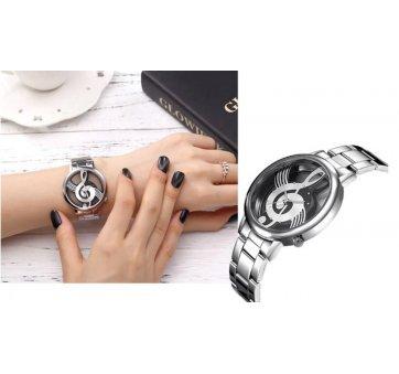 Женские Часы наручные Geekthink, Скрипичный ключ  3571