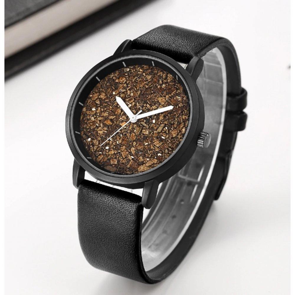 Женские Часы наручные Geekthink, черные  3575