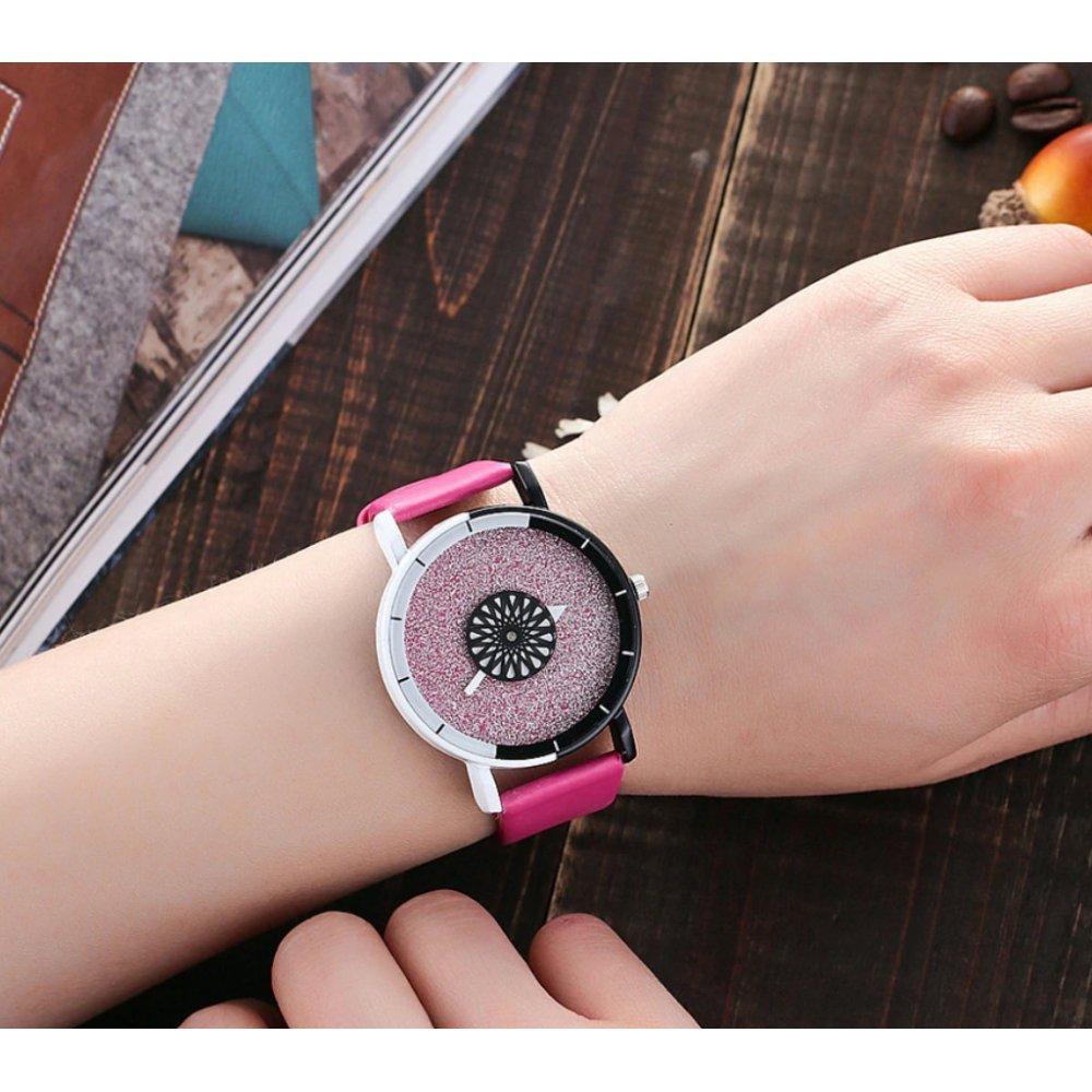 Женские Часы наручные PINBO, белые  3616