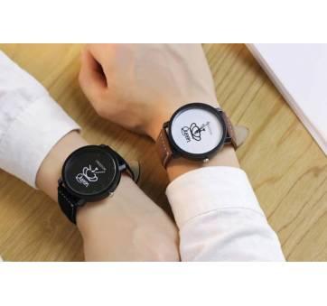 Женские Часы наручные JW Queen, черные  3630