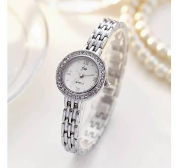 Женские Часы наручные JW, серебристые  3636