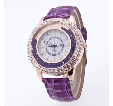 Женские Часы наручные JW, фиолетовые  3639