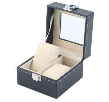 Шкатулка для часов органайзер коробка  3524